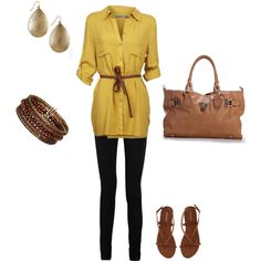 Casual Night Out, created by kris674 on Polyvore
