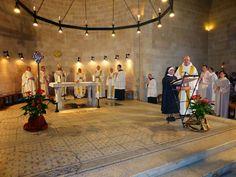 Tabgha, la Iglesia que evoca la Multiplicación de le los peces y los panes