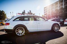 audi allroad low wheels | Nice looking Audi A4 Allroad on TSW Wheels