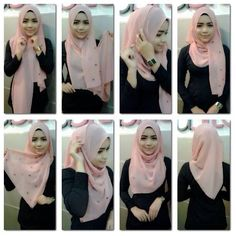 new-hijab-styles-to-try-7.jpg (612×612)