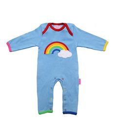 This is an cute little sleepsuit from Toby Tiger, made from organic cotton it& ultra soft. With a cheeky rainbow appliqué it& bold and fun. The envelope neckline and poppers on the inside leg makes changing easy. Little Bird By Jools, Chevron Frames, Hippie Baby, Patterned Tights, Plain Tees, Buy Buy Baby, Clothes Crafts, Cool Baby Stuff, Summer Tops