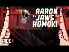 Aaron Homoki: A Jaws High-Five