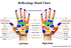 Reflexology Points: Feet, Hands, & Ear — Frugal G33k's Reviews & Deals