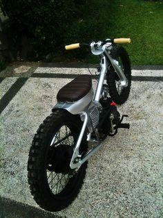 Bekas FOR SALE MOTOR CHOPPY CUB / STREET CUB KEREN BANDUNG