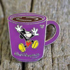 Hidden Mickey Disney trading pins