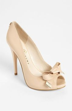 Ivanka Trump Floria Pump available at #Nordstrom