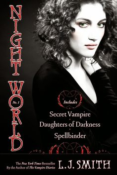 Petite Nerd: Night World #1 by L. J. Smith  Here is the first book to the night world series!!