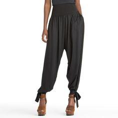 The Isadora Harem Pant #style #fashion