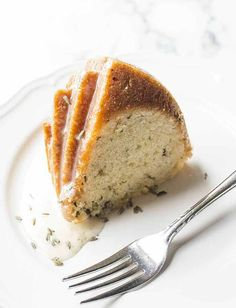 What did you make for Easter or Passover? I'd been craving a spring inspired citrus cake, light and fluffy with a glaze, instead of heavy frosting. I love the flavor combo of lavender and lem…