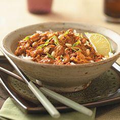 Thai Style Pork Stew