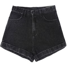 Denim shorts - Cloe
