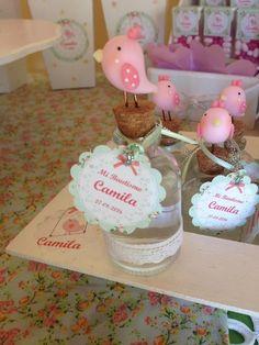 Resultado de imagen para souvenirs comunion con frascos