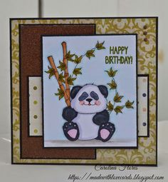 Made With Love Cards: High Hopes DT, April 20 2015