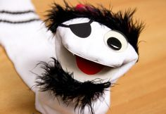 How to Make a Pirate Sock Puppet -- via wikiHow.com