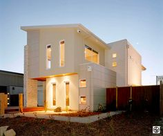Gallery | James Hardie We like the mix of products (not the bland colour scheme)
