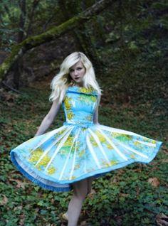 OMGOMGOMGGG!!!!!!!!    map dress