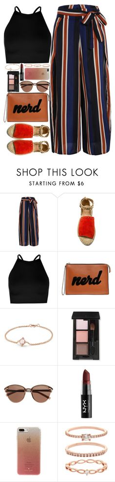 """""""❤"""" by polinachaban ❤ liked on Polyvore featuring Raye, Boohoo, Les Petits Joueurs, David Yurman, SUQQU, Witchery, NYX, Kate Spade and Accessorize"""