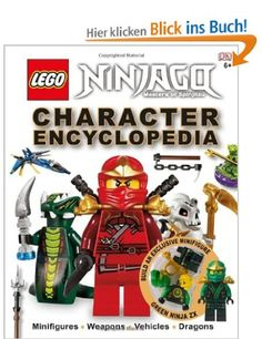 LEGO® Ninjago Character Encyclopedia: Amazon.de: Dk: Englische Bücher