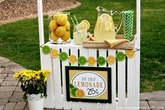 How to plan a DIY Lemonade Stand for spring. There are so many ideas for a lemonade stand that will inspire your planning and make for a beautiful event. These ideas are also wonderful for a lemonade birthday party! Drink Stand, Lemon Party, Carnival Birthday Parties, Summer Fun, Summer Ideas, Diy For Kids, Fun Activities, Diy Tutorial, Crates