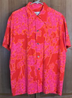 """""""Kimo's Polynesian Shop"""" polyester"""