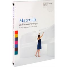 Great book showing the process of how materials are used within an Interior space.  http://www.laurenceking.com/en/category/interior-design/materials-and-interior-design-1/