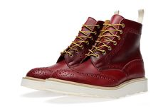 END. x Tricker's 2013 Winter Vibram Sole Stow Boot