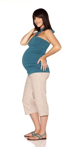 Maternity clothes... I LOVE this! I'm due in August, so I need a lot of cute summer maternity clothes this time.