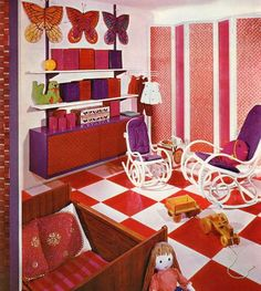 """""""Decorating Ideas For Every Room In Your Home"""", 1970"""