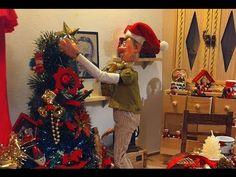 CECILIO: Un giocondo Natale, Merry Christmas!  Quando la mezzanotte si avvicina il divertente Cecilio si trasforma in un Grande Artista, scopri qual è!