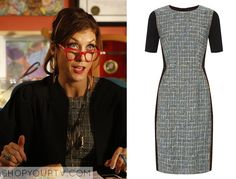 Bad Judge: Season 1 Episode 10 Rebecca's Tweed Dress