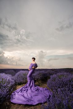 Fotograf Step one von Vadim Calinici auf Lavender Fields, Lavender Color, Purple Lilac, Shades Of Purple, Purple Dress, Light Purple, Pantone, Lavender Aesthetic, All Things Purple