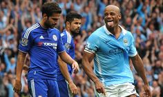 Kompany: I've never been more prepared for a game than against Chelsea #DailyMail