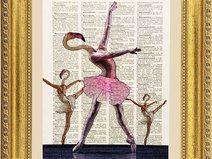fenicottero illustrazione,stampa,pagina dizionario