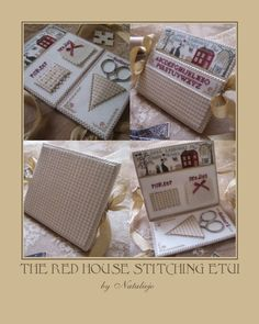 Red House Stitching Egui