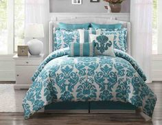 Cheap King Size Comforters California King Comforter Sets Clearance Coral And Turquoise Sheets White King Size Bedding Navy And Gray Bedding Turquoise Comforter Set King Bedding turquoise king size bedding blue bedding sets bedroom comforter sets Nationon Grey And Teal Bedding, Teal Bedding Sets, Teal Comforter, Bed Comforter Sets, Queen Comforter Sets, Comforters, Turquoise Comforter, Brown Bedding, Teal Bedspread