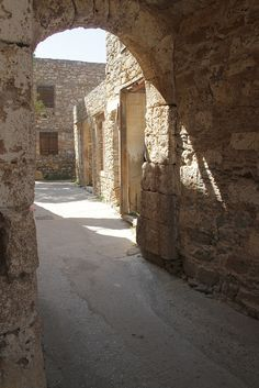 Spinalonga | Flickr - Photo Sharing!