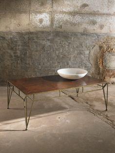 Jean Marc Coffee Table - Julian Chichester Elegant skeletal form