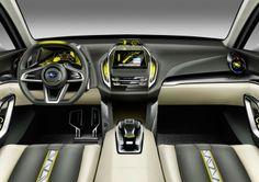 Subaru VIZIV 2 Concept - Car Body Design