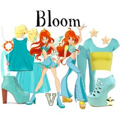 Bloom (Winx Club)