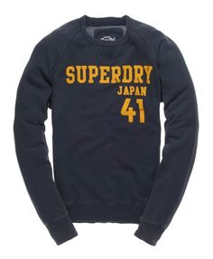 Superdry athletic lite crew Superdry is suuuuper expensive here in the Philippines!