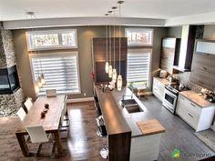 ÀQUI LA CHANCE!!!  Maison style moderne contemporaine décorée au goût du jour100% par designer, Construction 2012,...