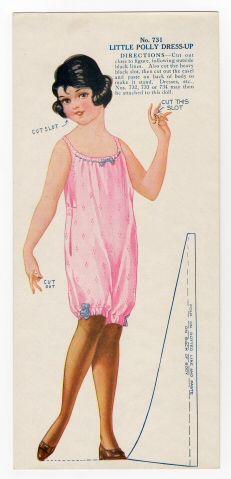 Little Polly Dress-Up