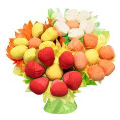 Fleuriste gourmand - Bouquet de bonbons