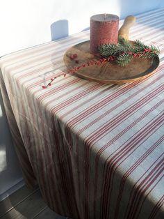 45 best linen tablecloths images table top covers tablecloths rh pinterest com