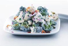 Sund aftensmad på max 30 minutter   Iform.dk Greens Recipe, Bacon, I Foods, Food Styling, Potato Salad, Salads, Food And Drink, Eggs, Ethnic Recipes