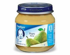 Gerber foods-Made in Michigan- Used to be able to smell what they were cooking when we went to my aunt's house.