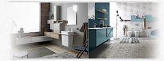 bathroom furniture Original solutions for difficult spaces