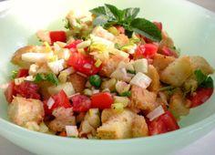 Tomato and bread salad recipe