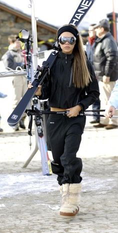 Snowboarding Outfit. why does she look cute in snow board gear. like really?!