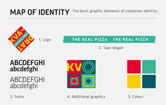 Kvadrat — The Real Pizza on Behance